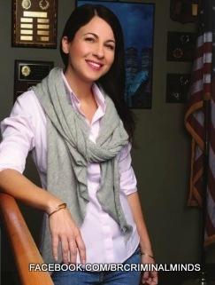Erica Messer, Produtora Executiva de Criminal Minds.